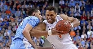 Justin Anderson of Virginia Falls, but It's Hard to Keep ...