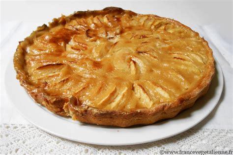 temps de cuisson tarte aux pommes pate brisee tarte aux pommes 224 l alsacienne v 233 g 233 talien vegan v 233 g 233 talienne