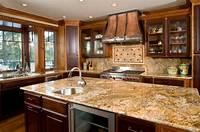 granite kitchen countertops New England Granite & Marble