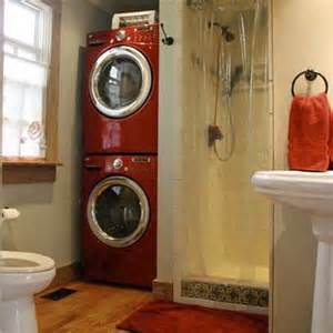 laundry room in bathroom ideas combo laundry bath after best bath before and afters 2010 this house