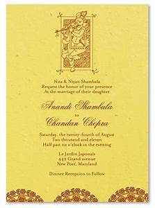 indian wedding invitations krishna also available in With indian wedding invitations recycled paper