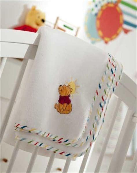 Disney Winnie Puuh sonniger Tag Kinderzimmer Bettw