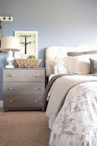 Ikea Tarva Kommode : our ikea hacked tarva dressers turned bedside tables a little paint fail ~ Watch28wear.com Haus und Dekorationen