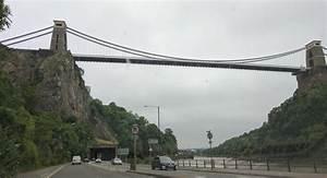 Clifton Suspension Bridge Thrice Crossed