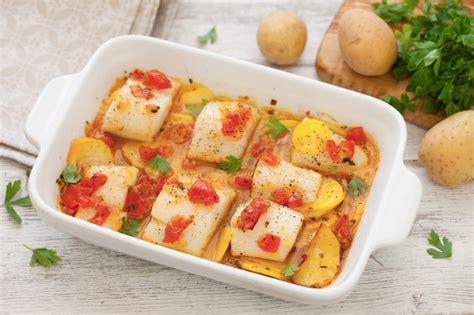 Come Cucinare Il Baccala Ricette by Ricetta Baccal 224 Al Forno Cucchiaio D Argento