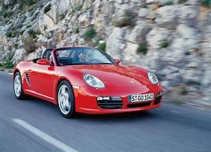 Porsche Boxster S : 2005 porsche boxster s 987 review top speed ~ Medecine-chirurgie-esthetiques.com Avis de Voitures
