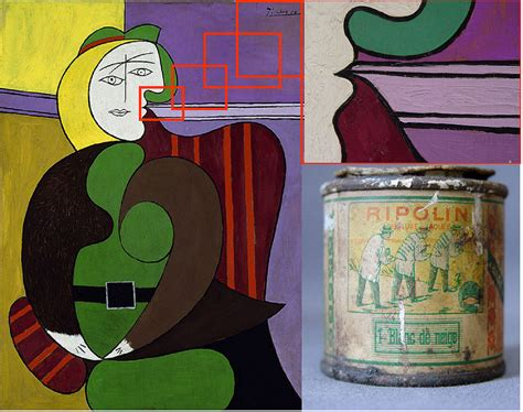 Picassos Genius Revealed He Used Common House Paint
