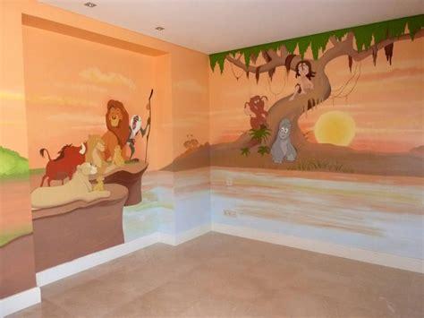 Kinderzimmer Wandgestaltung Disney by Die Besten Ideen Um Ein Zimmer Zu Streichen W 228 Nde