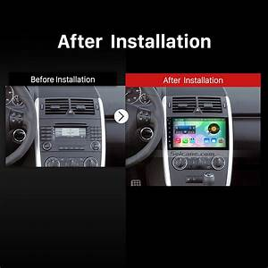9 Inch Android 7 1 1 Aftermarket Radio For 2000