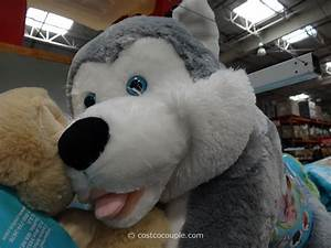 do you think this is a cute stuffed animal dog i can39t With think dog toys costco