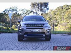 Land Rover Discovery Sport Review 2016 LR Discovery Sport