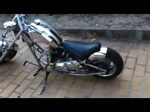 Loncin Mini Chopper 50cc
