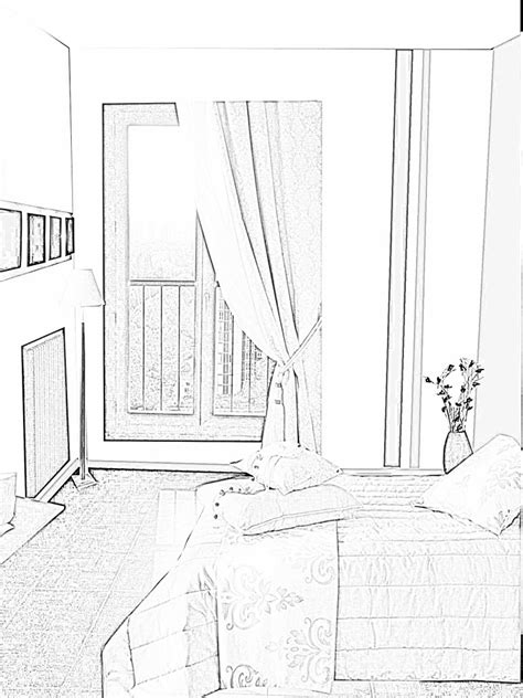 chambre dessin chambre en dessin des idées novatrices sur la conception