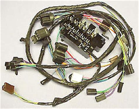 1952 Chevy Truck Wiring Harnes by 1960 Dash Wire Harness For Trucks With Turn Signals