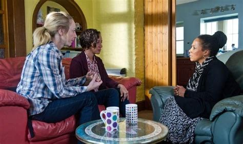 Emmerdale Ruby Prepares To Tell Her Estranged Mum Shes A