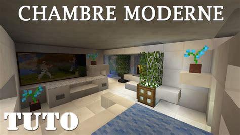 chambre minecraft minecraft comment faire une chambre moderne ps4