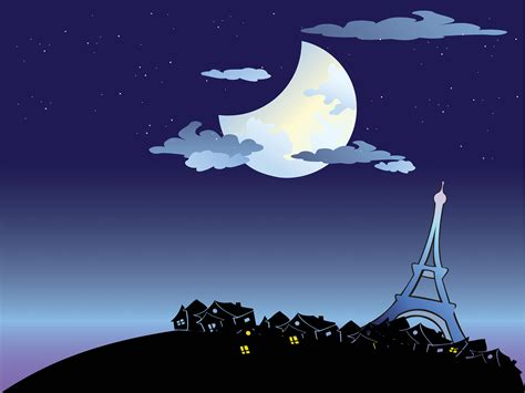 Eiffel Tower Background Eiffel Tower Powerpoint Templates Buildings Landmarks