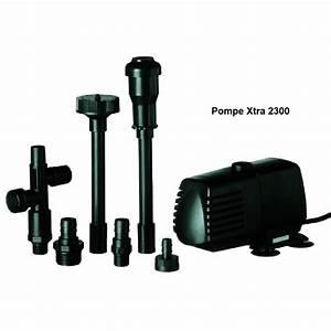 Pompe A Eau Jardin : pompe bassin de jardin xtra jets d 39 eau jeux d 39 eau achat ~ Premium-room.com Idées de Décoration