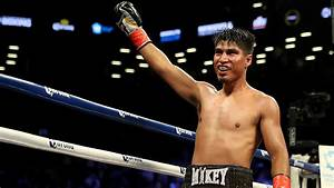 Mikey Garcia feels he's close to securing boxing's pound ...