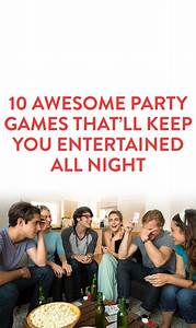 Game night, Adu... Awesome Party Night Quotes
