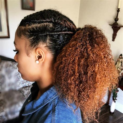 easy natural hairstyles for medium hair 27 simple natural hairstyle designs ideas design