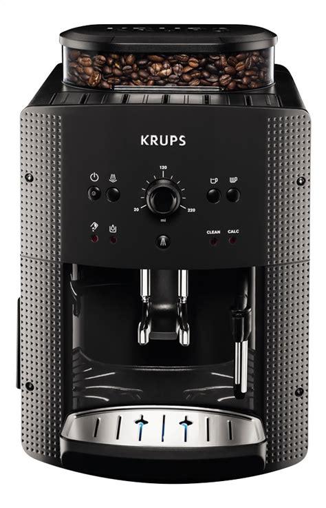 Krups Volautomatische Koffiemachine by Krups Volautomatische Espressomachine Ea810b Black Marble