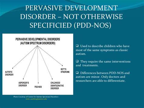5 Types Of Autism Spectrum Disorders