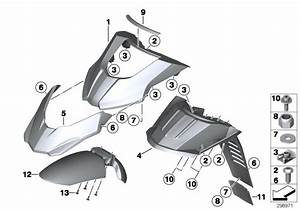 Bmw G650gs Front Wheel Cover Extension