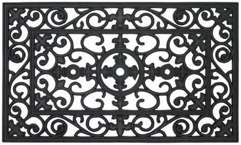 Decorative Doormats by Decorative Heavy Duty Doormat Rubber Outdoor Decor Welcome