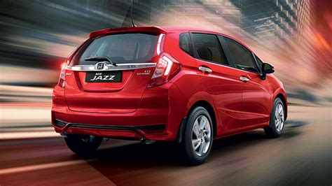 Honda Jazz 2020 Petrol CVT ZX Exterior Car Photos - Overdrive