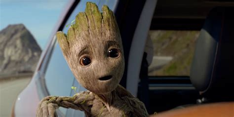 James Gunn Says Baby Groot Is Groot's Son  Screen Rant