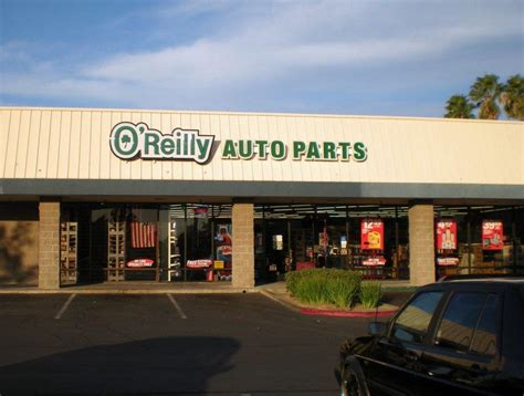 O'reilly Auto Parts In Sacramento, Ca