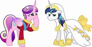 Cadence and Princess Shining Armor | My Little Pony ...