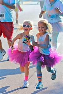 The Color Run on Pinterest