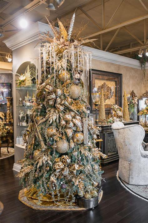 luxury christmas tree decorating decorating