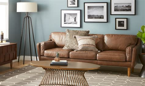 how to clean a leather settee 6 steps for cleaning a leather sofa overstock