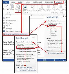mail merge master class how to merge your excel contact With merge documents word excel