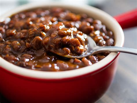 how to make baked beans how to make boston baked beans the low slow old fashioned way serious eats