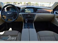 FIRST DRIVE 2015 Hyundai Genesis Web2Carz