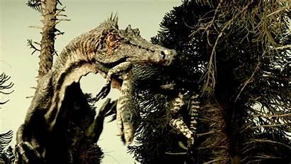 Primeval Spinosaurus Anomaly Raptor Wikia Spinosaurs Episode