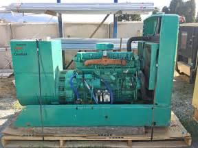 Onan 45 Diesel Generator