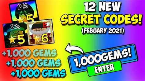 These new roblox all star tower defense codes will give gem rewards, each code rewarding different amount of gems, make sure to redeem helloworld2021: Codes For All Star Towers Defense Roblox 2021 | StrucidCodes.org