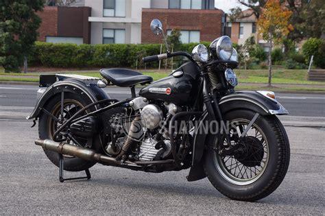 Harley-davidson El Knucklehead 1000cc Motorcycle Auctions
