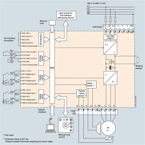 micromaster 440 electrical diagram somurich
