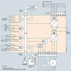 Micromaster 440 Electrical Diagram