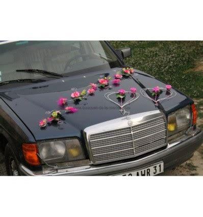 decoration de voiture de marier d 233 coration de voiture de mariage th 232 me vert anis