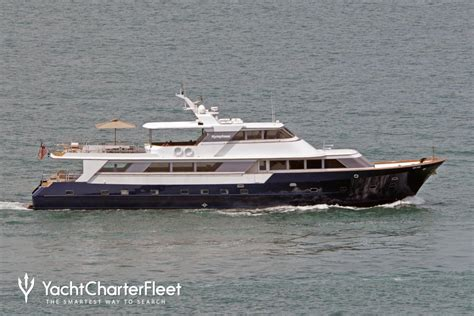 Motorjacht Nymphaea by Nymphaea Yacht Charter Price Broward Luxury Yacht Charter