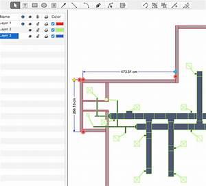 Creating A Hvac Floor Plan