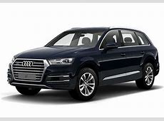 Audi Q7 Colors, 6 Audi Q7 Car Colours Available in India