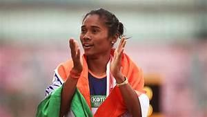 World U-20 Athletics: Hima Das scripts history, wins gold ...